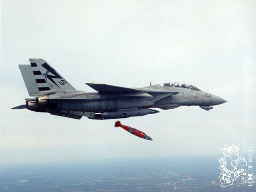 """空军世界 :: F-14""""雄猫""""战斗机"""