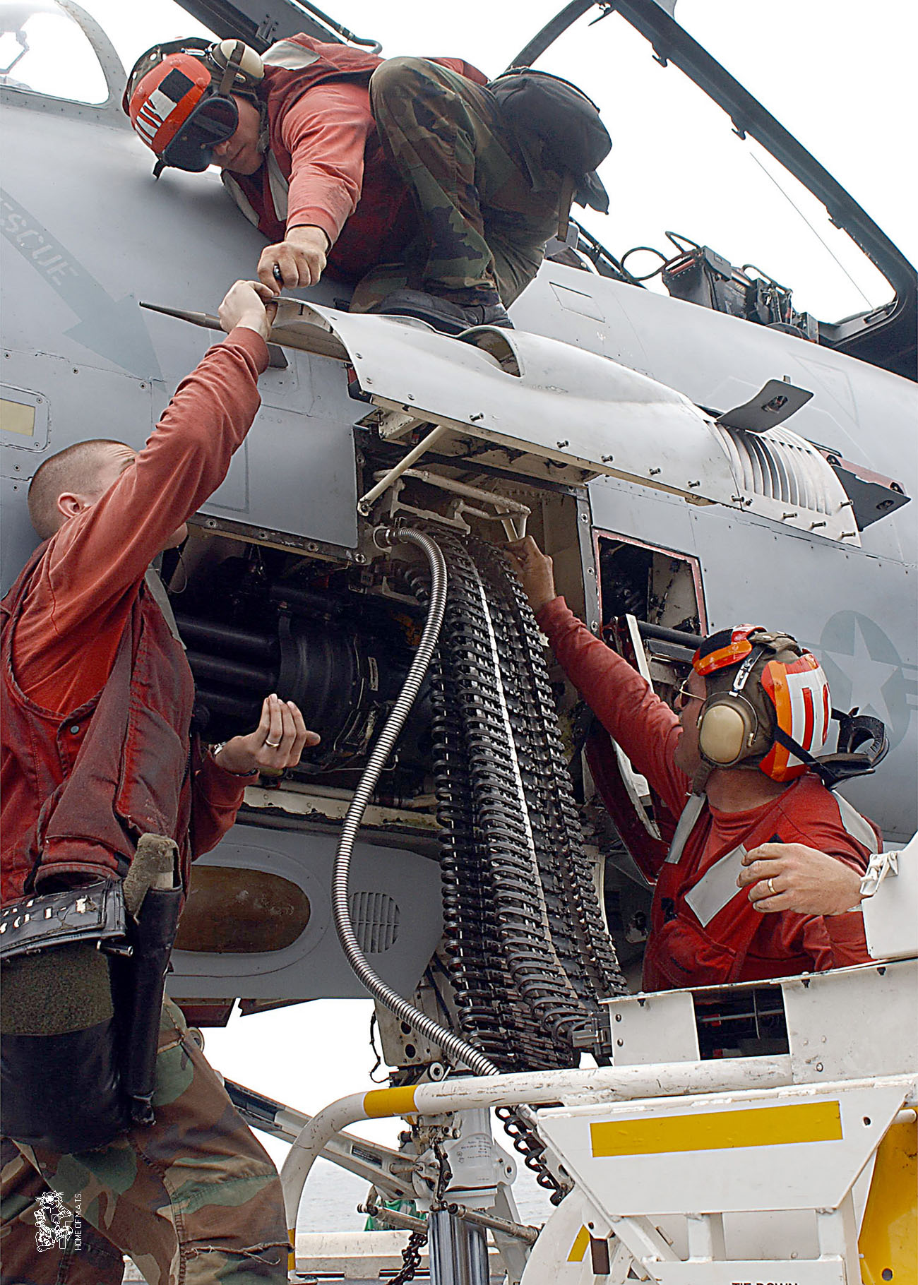 home of m a t s  - the most comprehensive grumman f-14 reference work